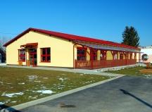 Детский сад в городе Poběžovice