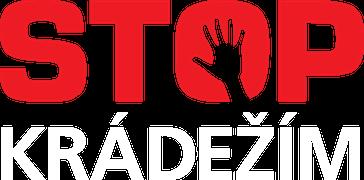 STOP KRÁDEŽÍM logo